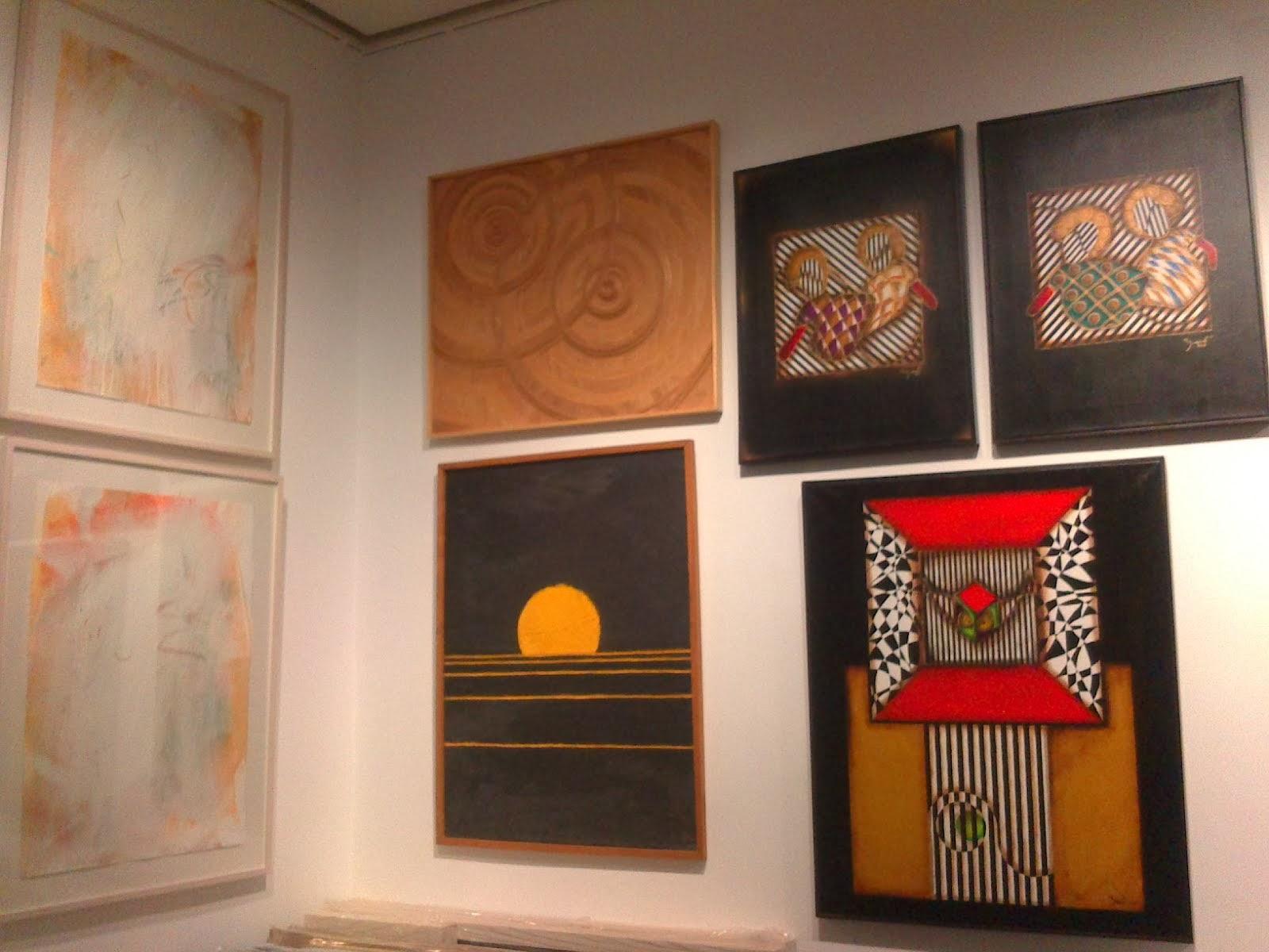 Exposición Colectiva en la Galería Gaudí