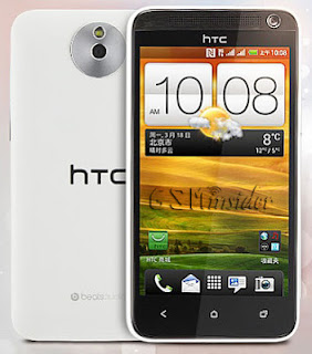HTC E1 603e didukung WiFi, Bluetooth, 3.5mm audio jack, port MicroUSB
