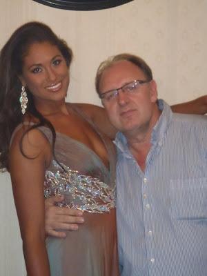 Miss Cayman Islands 2010/2011 Cristin Alexander