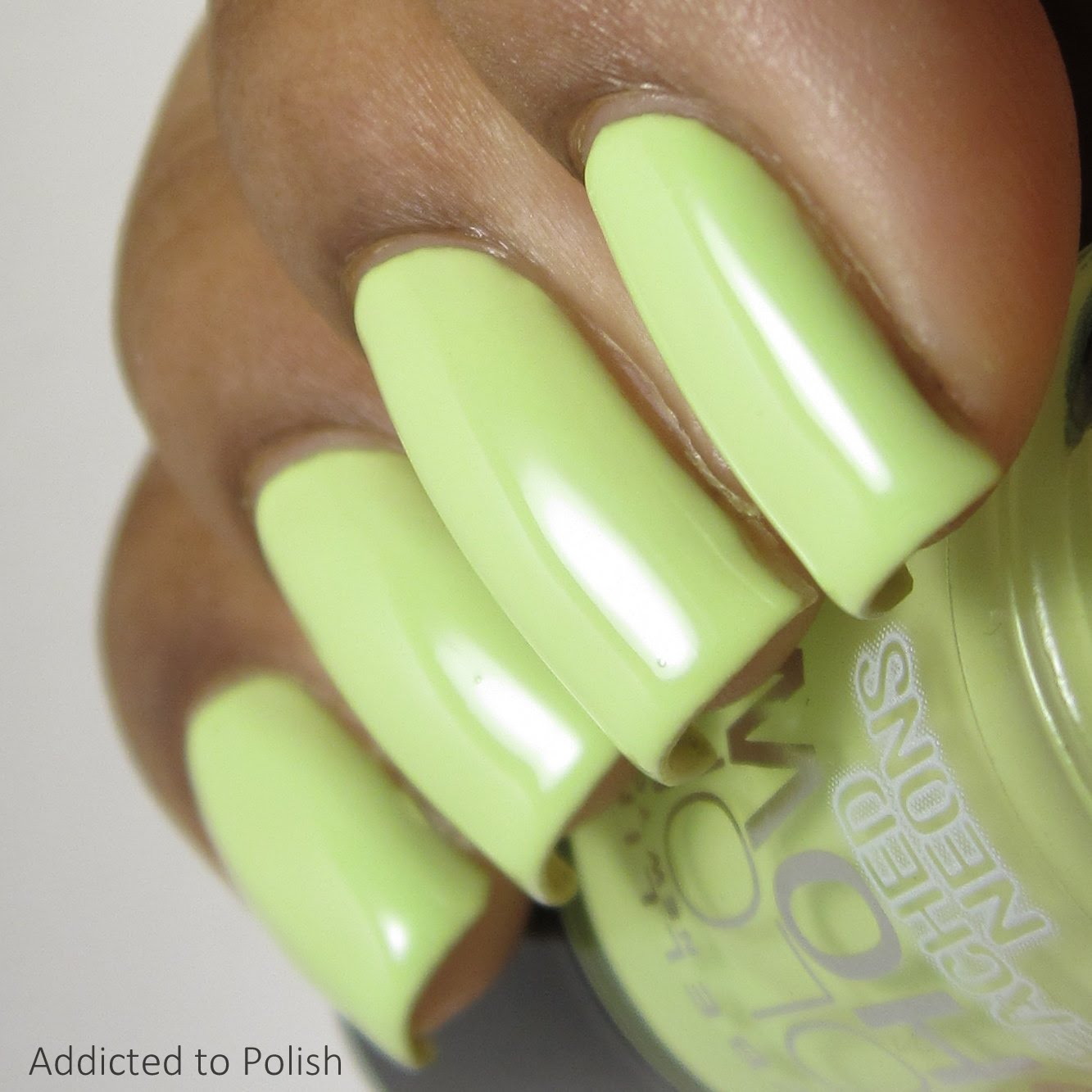 Maybelline-Lime-Accent-Bleached-Neons