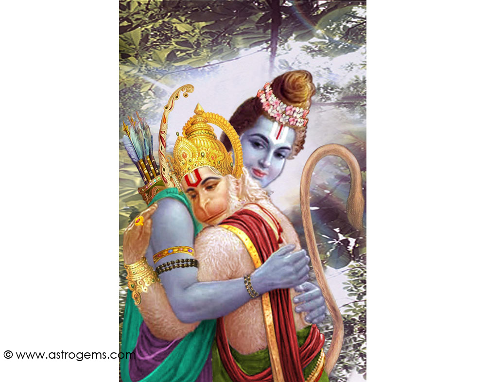 Salutations Hanuman1p