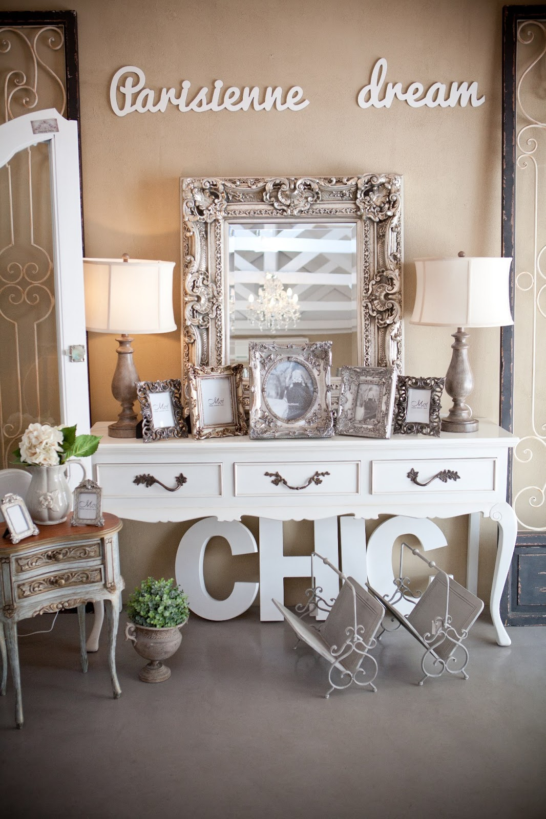 Moi Decor Tips On How To Achieve The French Look In Your Home