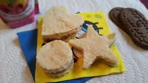 kontos Flatbread Finger Sandwiche