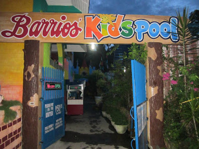 Barrios Kid's Pool (Sto. Domingo Albay)