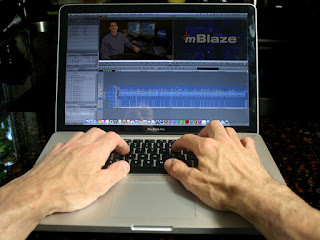 Editing video on a nonlinear editing system.