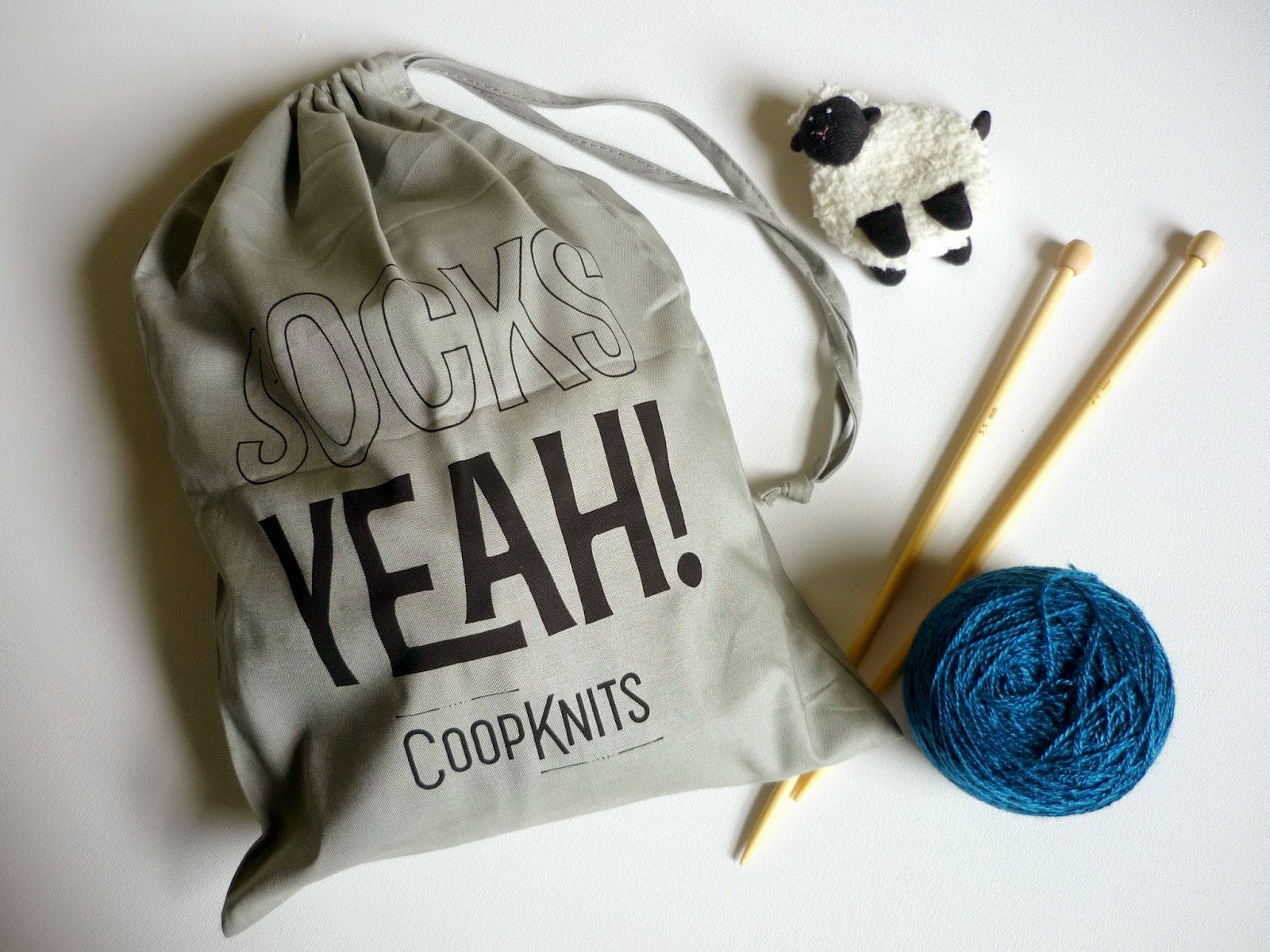 Filling Up My Knitting Project Bags By Coopknits