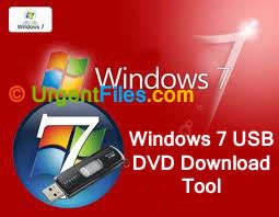 Windows 7 USB DVD Download Tool Free Download