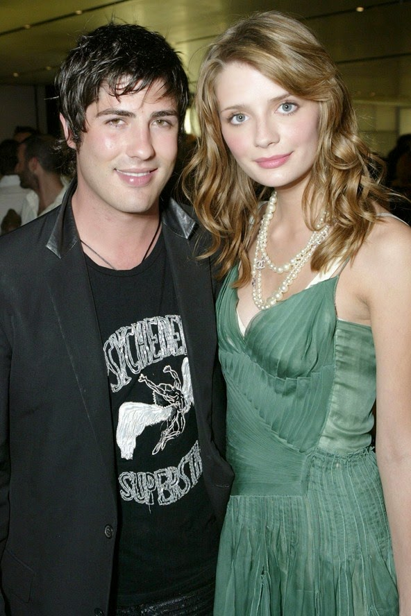 Chatter Busy Mischa Barton Dated