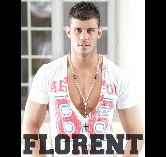 Florent Ré • Male Model