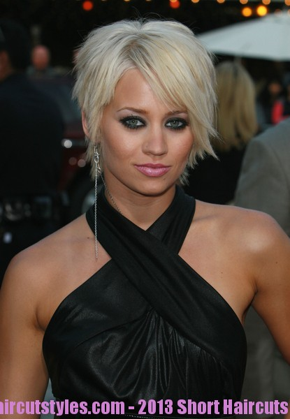 The Mesmerizing Short Womens Platinum Hairstyles Latest Photograph