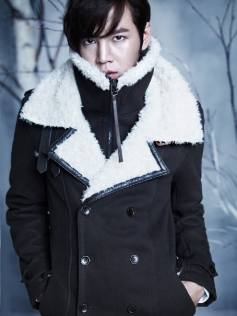 Winter Fashion★Jang Keun Suk