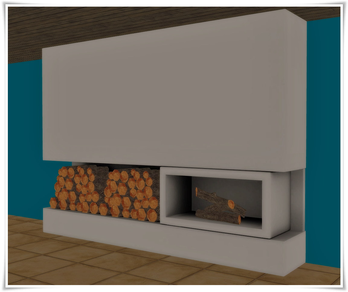 New Years 2014 Fireplace Set Sims2 Plus Recolors Sims 2 B Sesh N