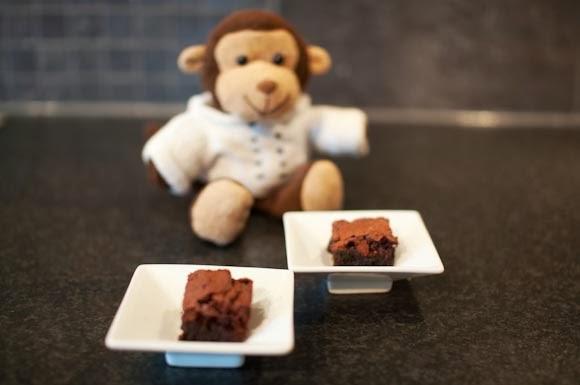 hjemmelaget sjokoladekake brownies