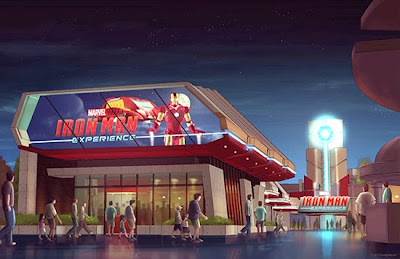 Dreaming Disney - The Iron Man Experience