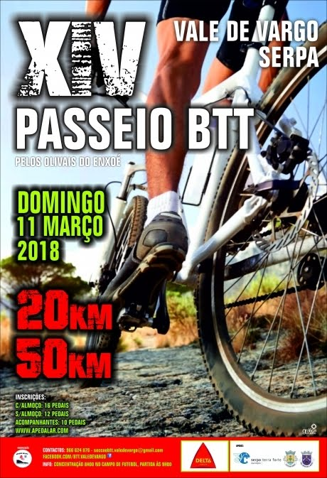 11MAR * VALE DE VARGO – BEJA