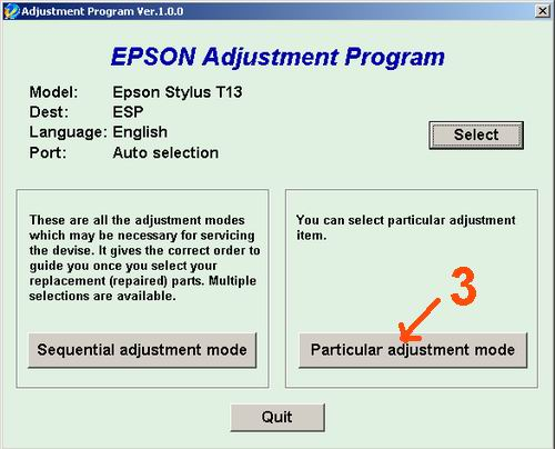 Epson T13 Blink Reset - Computer Knowledge Share