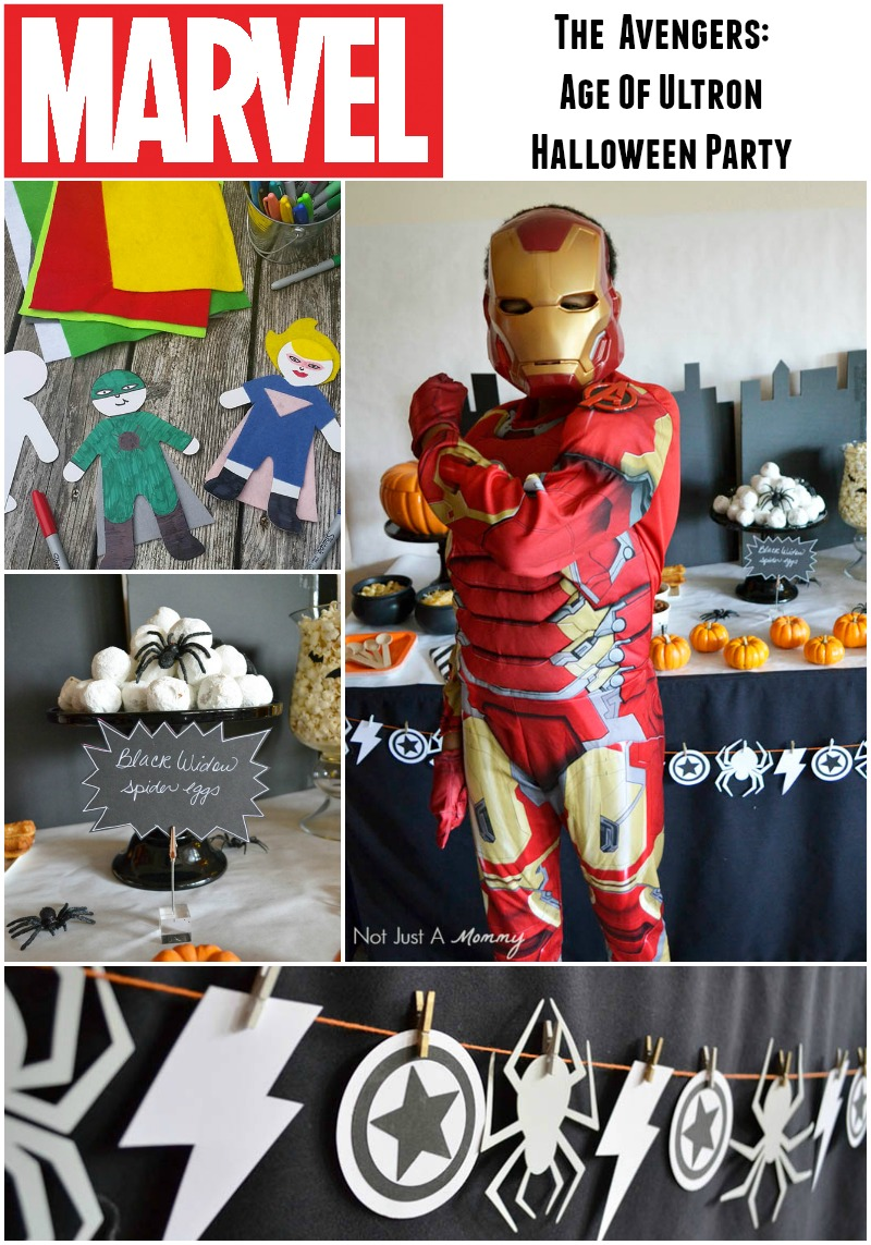 MARVEL's The Avengers: Age of Ultron Halloween Watch Party