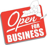 New York Open for Small Business