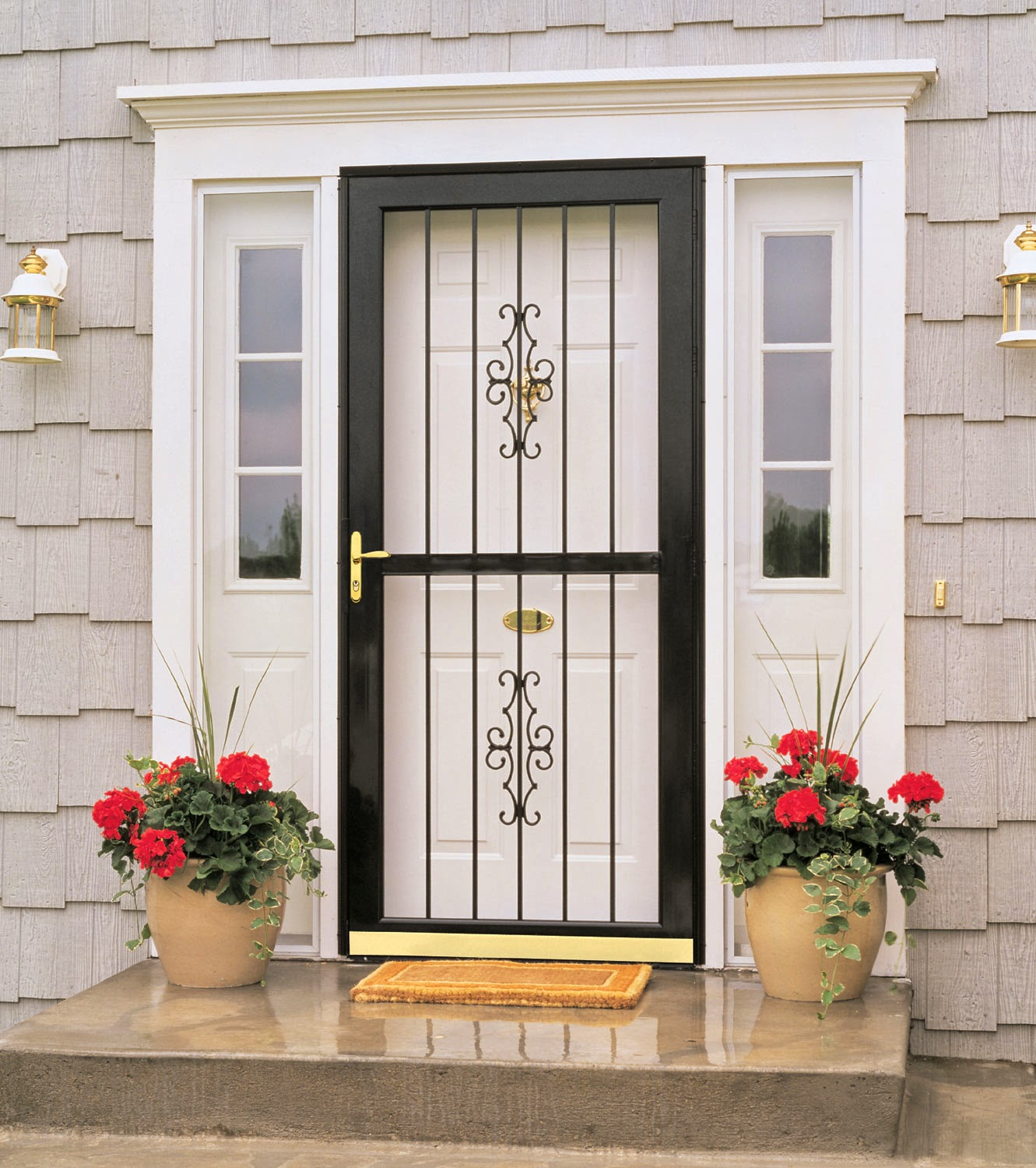 Beautiful Storm door
