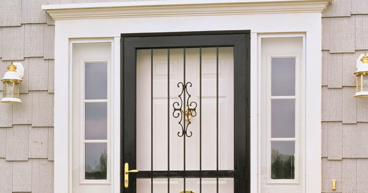 Beautiful Storm Doors : The extraordinary beautiful storm door photograph