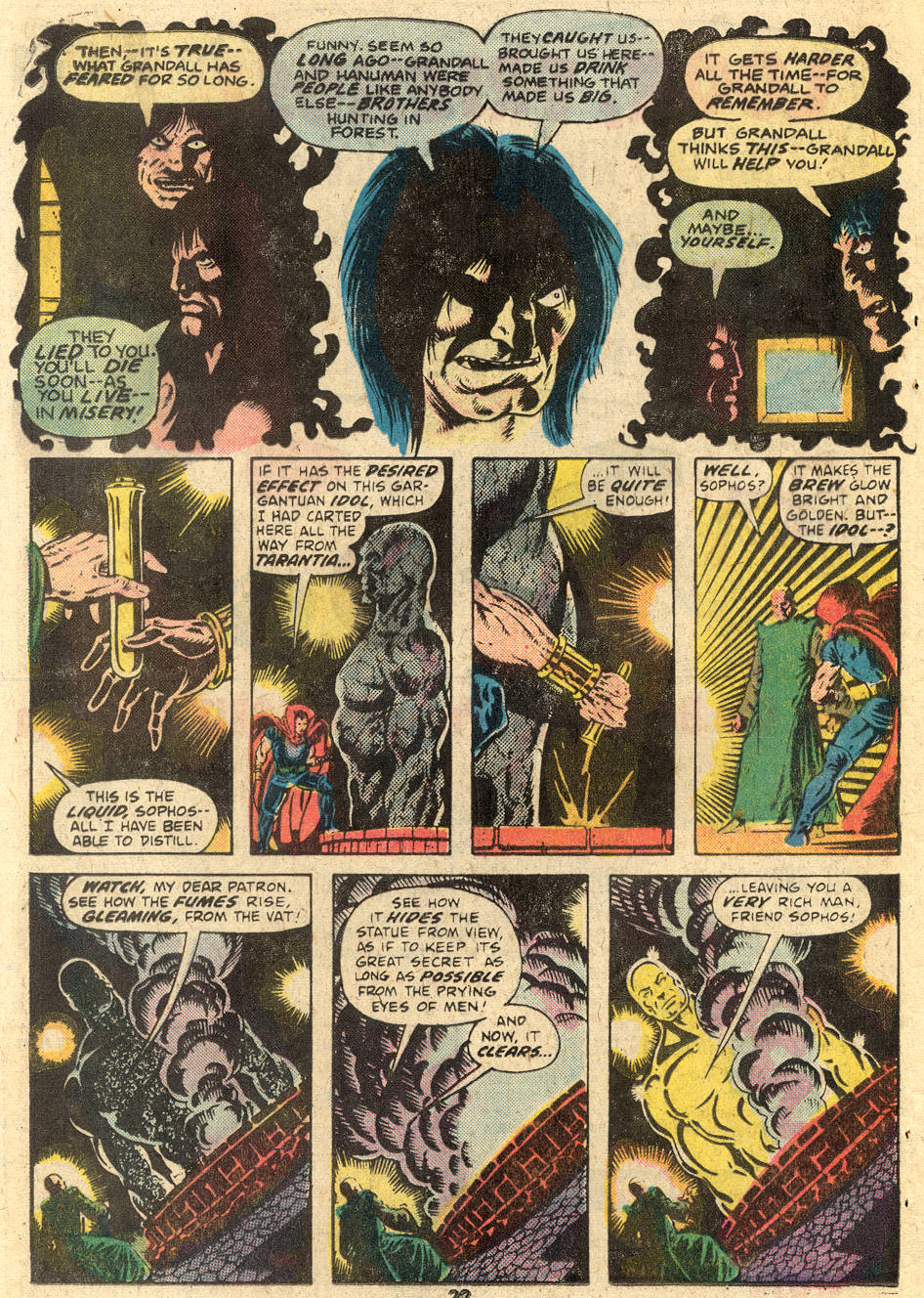 Conan the Barbarian (1970) Issue #64 #76 - English 15