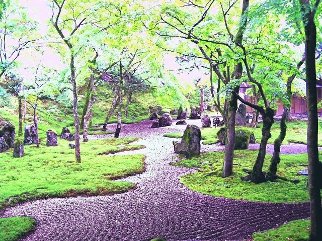A I DESIGNS JAPANESE ZEN GARDENS