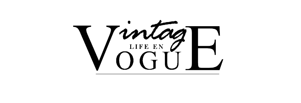 Vintage life en Vogue - Fashion Blog - Vintage