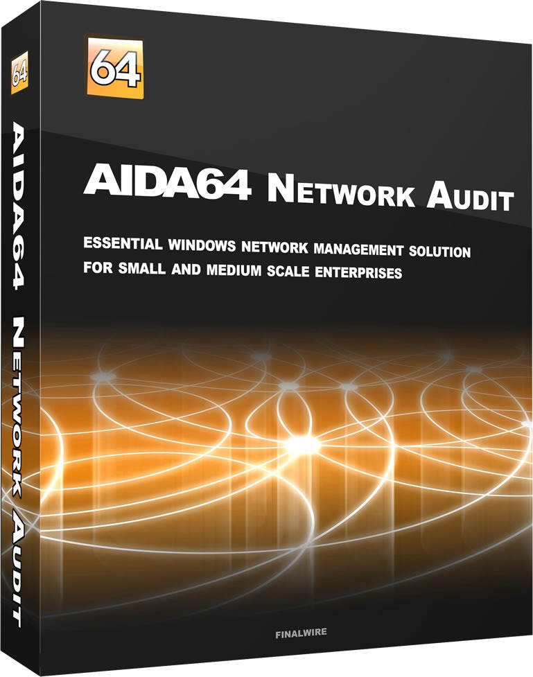 Download AIDA64 Network Audit 5.3