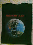 T-Shirt:World`s Best Tracker