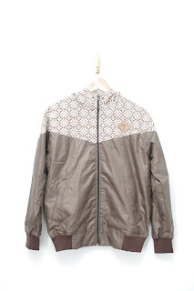 jaket batik minimalis