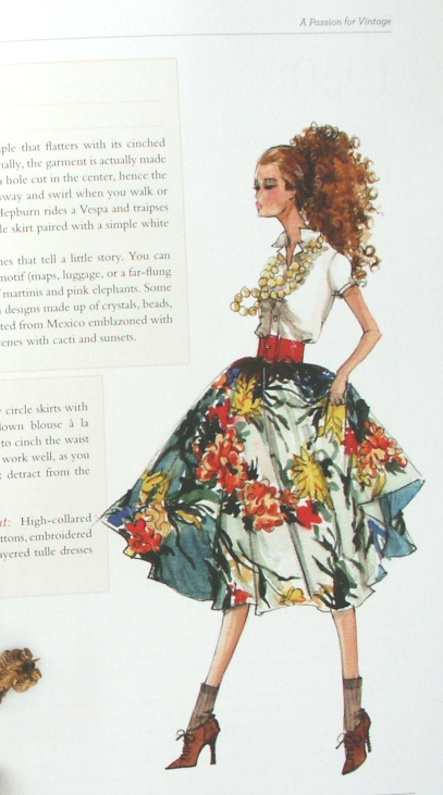 Icons of vintage fashion book 73