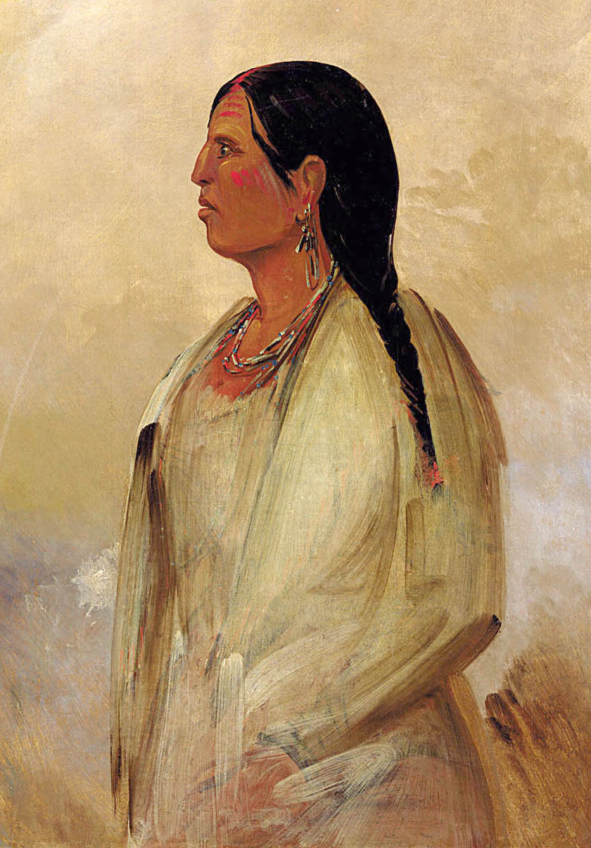 choctaw women