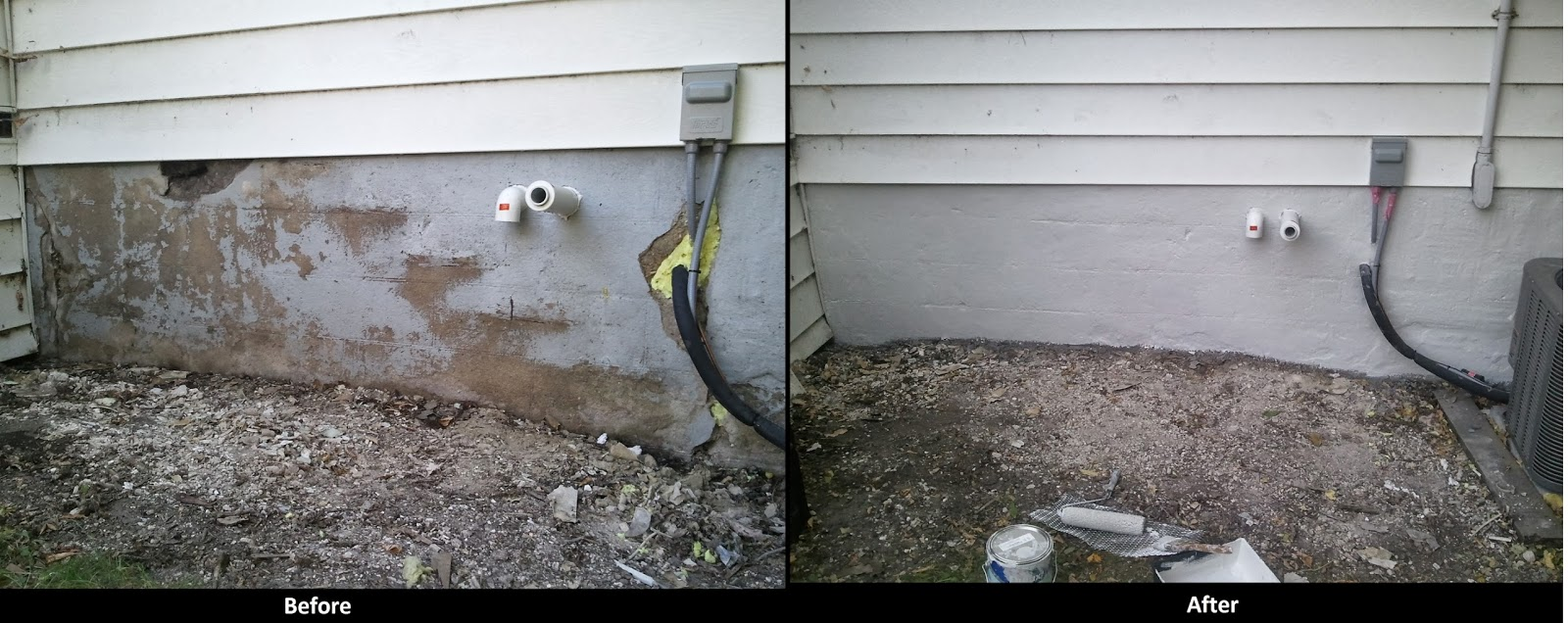 Winnipeg Concrete Stucco Repair