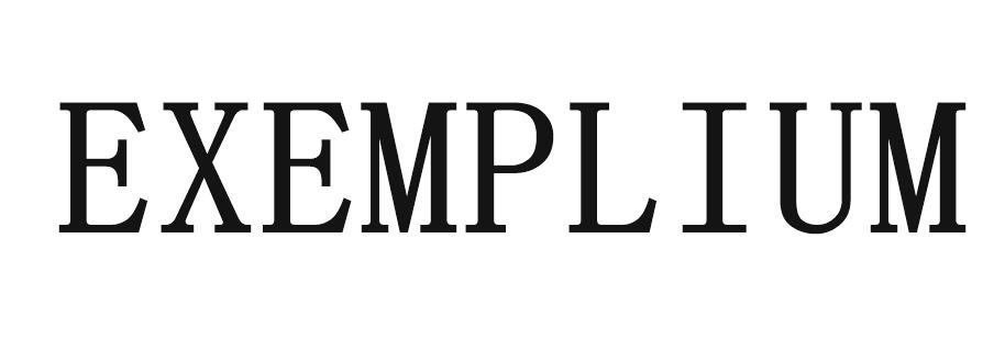 EXEMPLIUM