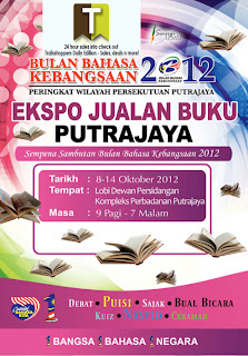 Putrajaya Book Expo Sale 2012
