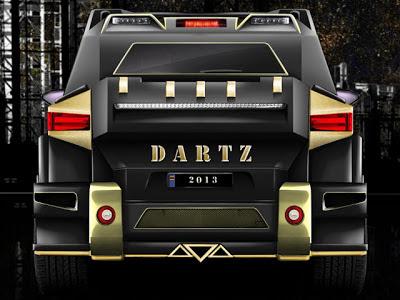 Dartz Blake Snake Edition