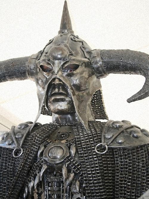 4c-Large-Fantasy-Sculpture-Death-Dealer-Frank-Frazetta-Conan-Giganten-Aus-Stahl