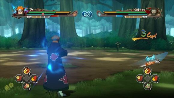 Naruto Shippuden Ultimate Ninja Storm Revolution CODEX screenshot by www.ifub.net