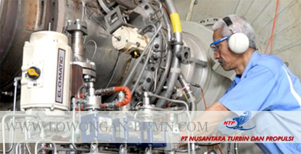 Lowongan Kerja Terbaru Oktober 2015 di PT Nusantara Turbin dan Propulsi