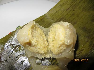 Cách làm bánh ít ngon với bột mềm và rất trong