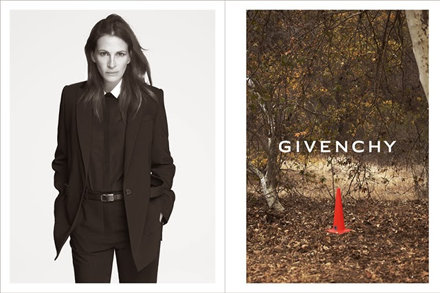 Julia Roberts Stars in Givenchy's Spring 2015 Ad Campaign