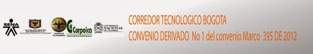 CONVOCATORIA CORREDORES TECNOLOGICOS BOGOTA