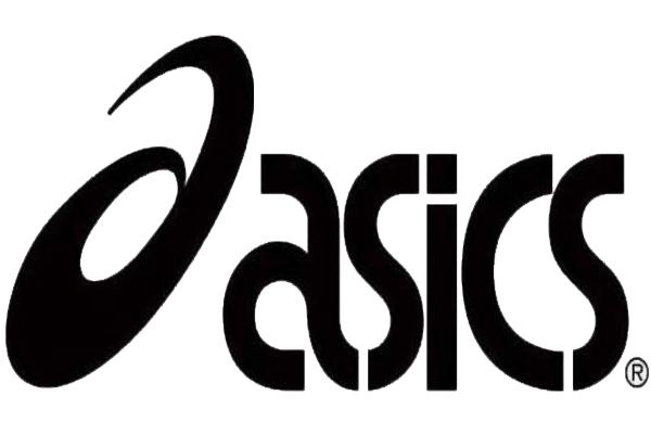 asics logo transparent