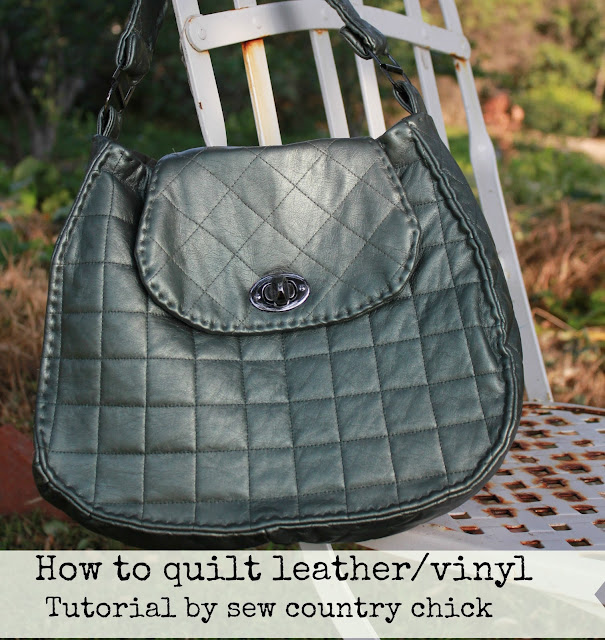 quilting leather