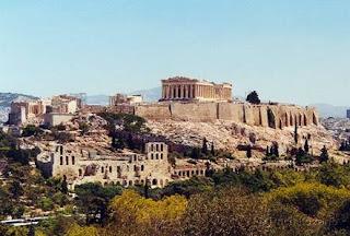 Acrópolis, Grecia, Viajar, Turismo
