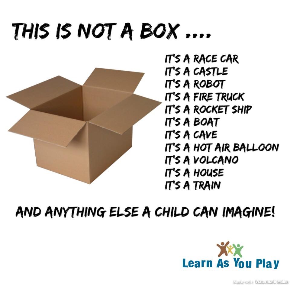 This is not a box...