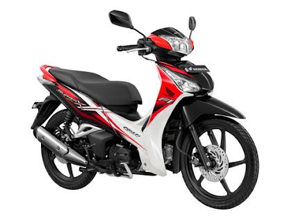 Honda Supra X 125 Helm in PGM-Fi | Spesifikasi Lengkap dan Harga