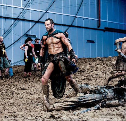 behind the scene film dan di balik layar 300 Rise of an Empire