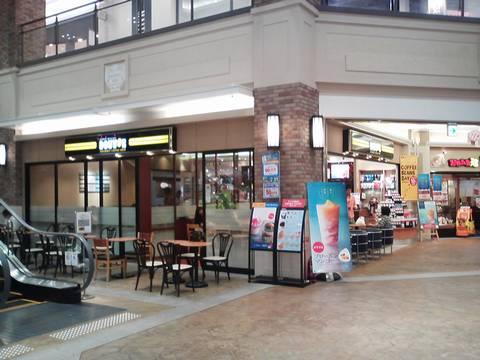 外観1 ドトールコーヒーショップカラフルタウン岐阜店