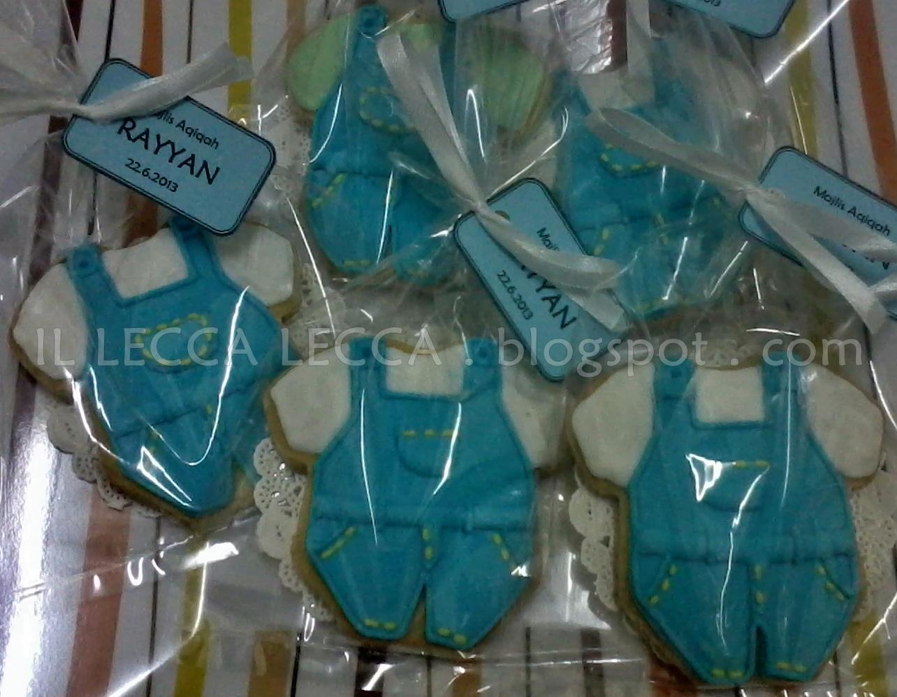 fancy cookies aqiqah cukur jambul overall jeans